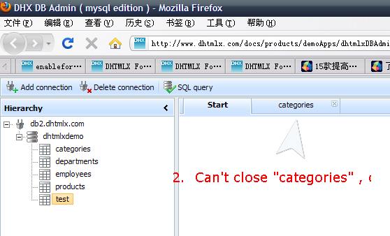 Tabbar Can't Close In Firefox - Combo, Tabbar, Sidebar, Menu